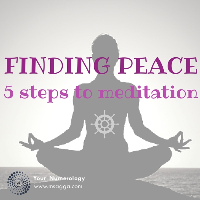 how to start meditating daily